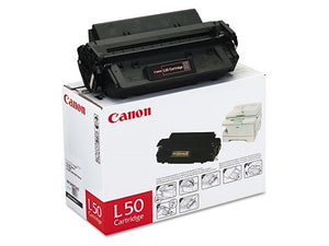 Canon L50 Laser Toner Cartridge (6812A001AA) (Genuine)