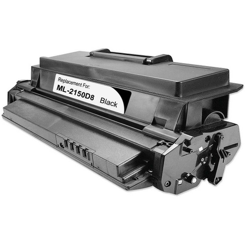 Samsung ML-2150D8 Black Laser Compatible Toner Cartridge