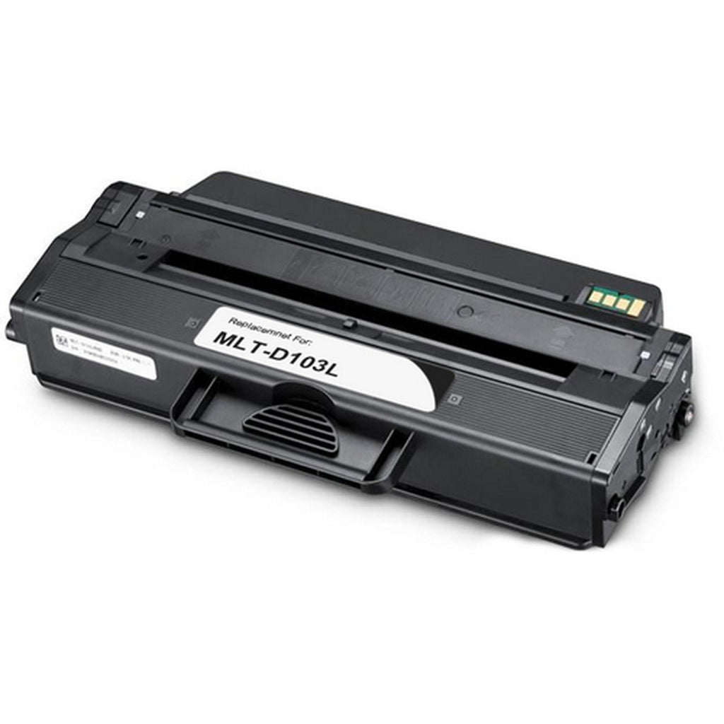 Samsung MLT-D103L Black Laser Compatible Toner Cartridge