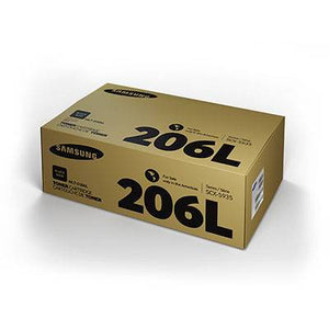 Samsung MLT-D206L Black High Yield Laser Toner Cartridge (Genuine)
