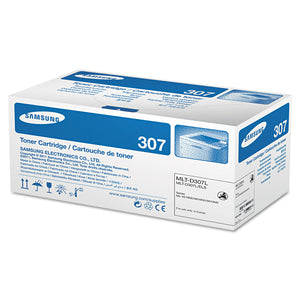 Samsung MLT-D307L Black High Yield Laser Toner Cartridge (Genuine)