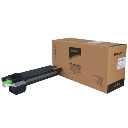 Sharp MX-B20NT1 Black Laser Toner Cartridge (Genuine)