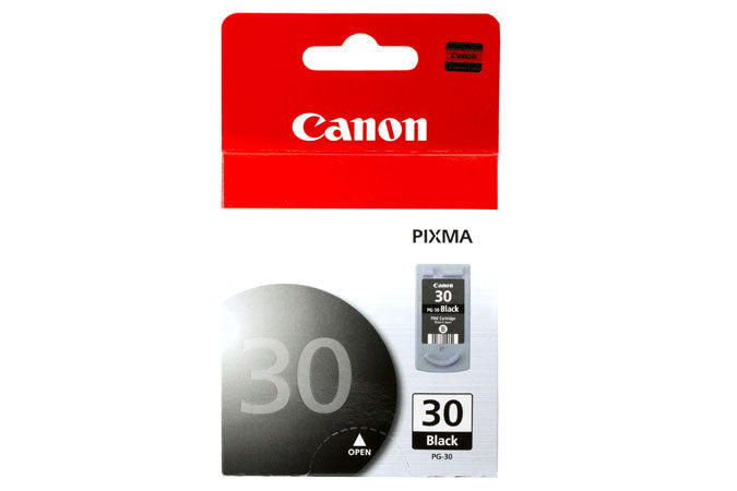 Canon PG30 Black Inkjet Cartridge (1899B002) (Genuine)