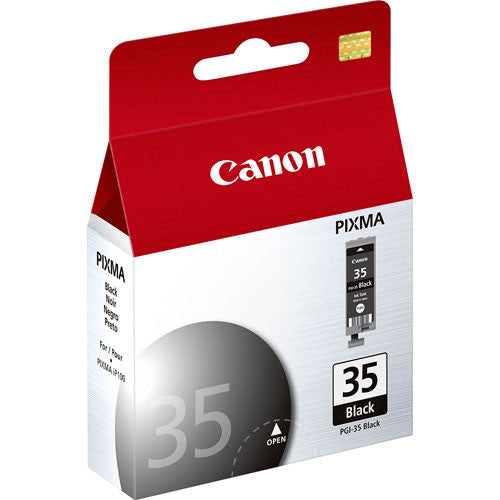 Canon PGI35 Black Inkjet Cartridge (1509B002AA) (Genuine)