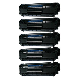 Hewlett Packard Q2612A Laser Compatible Toner Cartridge (12A)