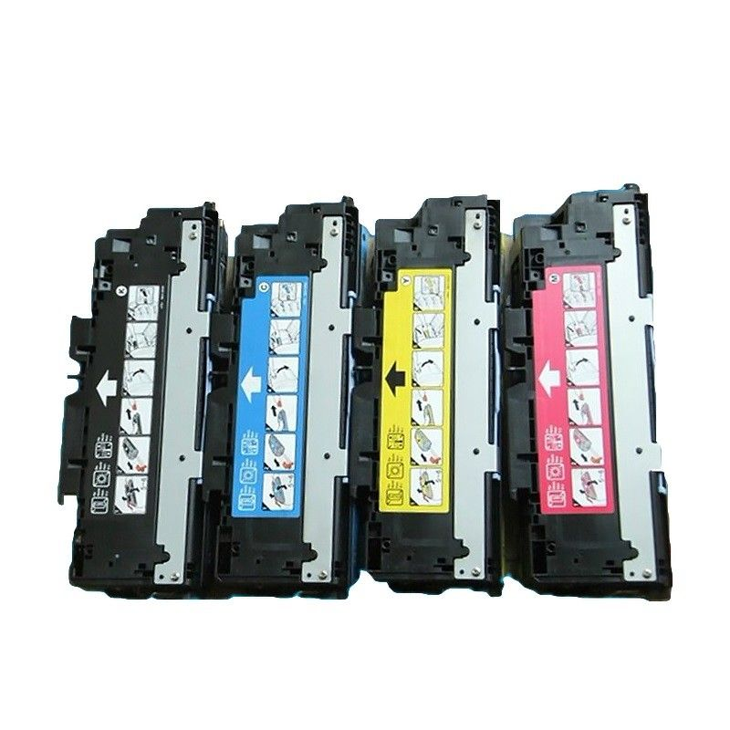 Value Set of 4 Hewlett Packard Q2670A Toners: Black / Cyan / Magenta / Yellow (Compatible Toner Cartridges)