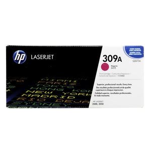 Hewlett Packard Q2670A Laser Toner Cartridge (308A) (Genuine)