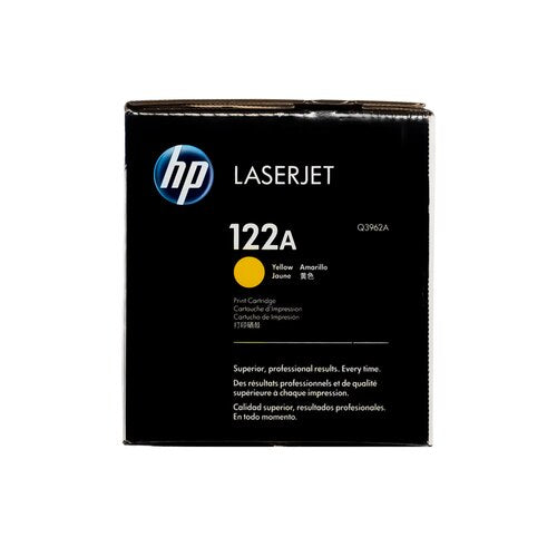 Hewlett Packard Q3960A Laser Toner Cartridge (122A) (Genuine)