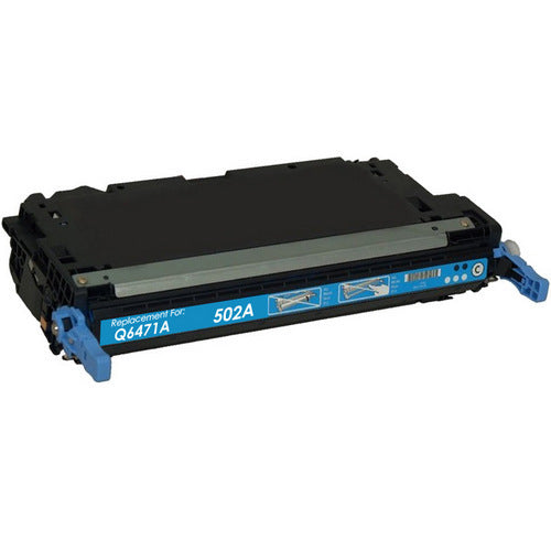 Hewlett Packard Q6470A Laser Compatible Toner Cartridge (501A)