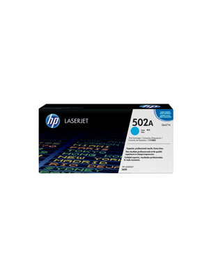 Hewlett Packard Q6470A Laser Toner Cartridge (501A) (Genuine)