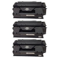 Hewlett Packard Q7553X Laser Compatible Toner Cartridge (53X)