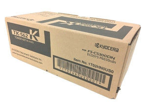 Kyocera-Mita TK562K Black Laser Toner Cartridge