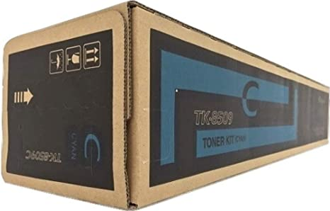 Kyocera-Mita TK8509K Black Laser Toner Cartridge (Genuine)