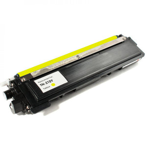 Brother TN-210BK Laser Compatible Toner Cartridge