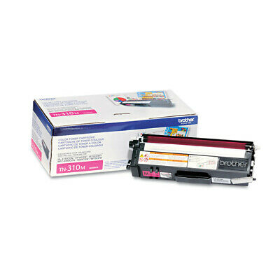Brother TN310BK Laser Toner Cartridge (Genuine)