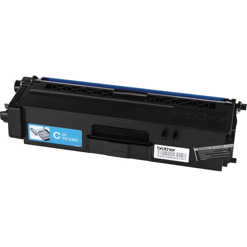 Brother TN336BK High Yield Black Laser Toner Cartridge (Compatible Cartridge)