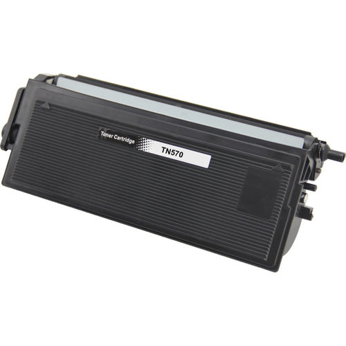 Brother TN570 High Yield Black Laser Toner Cartridge (Compatible Cartridge)