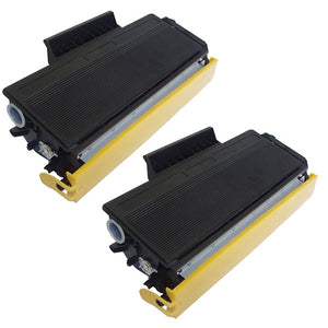 Brother TN650 High Yield Black Laser Toner Cartridge (Compatible Cartridge)