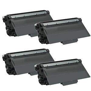 Brother TN750 High Yield Black Laser Toner Cartridge (Compatible Cartridge)