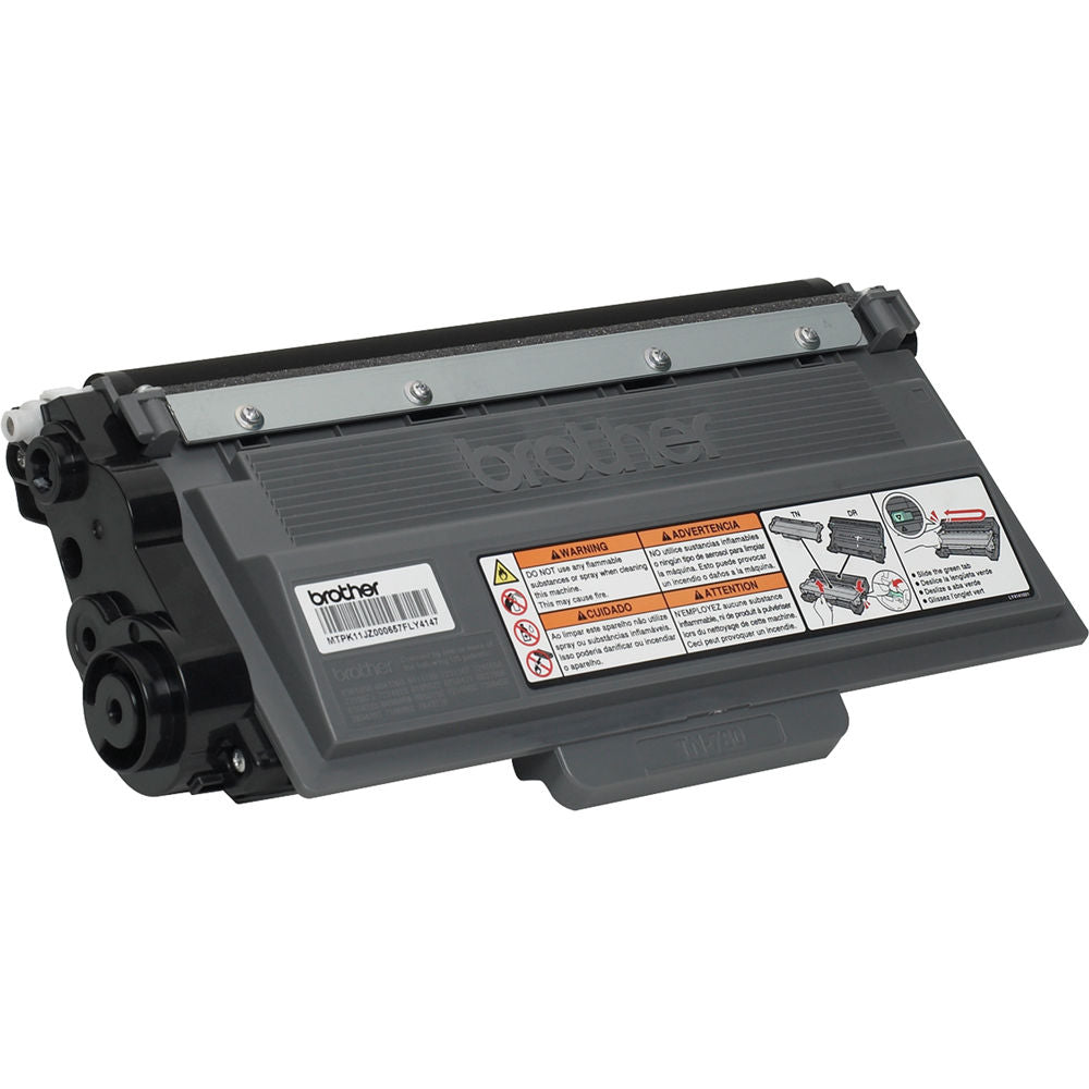 Brother TN780 Super-High-Yield Laser Toner Cartridge (Genuine)