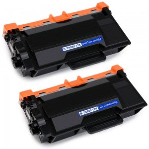Brother TN850 High Yield Black Laser Toner Cartridge (Compatible Cartridge)