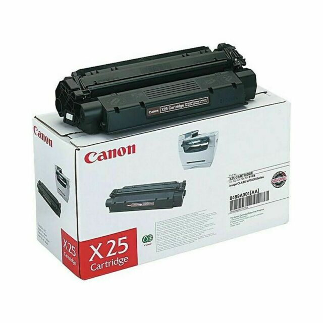 Canon X25 Laser Toner Cartridge (8489A001AA) (Genuine)