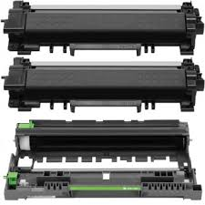 Special Pack of Brother 2-TN760 Toner High Yield Black & Drum Unit DR730 (Compatible Cartridge)