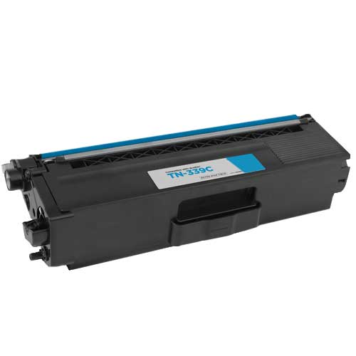 Brother TN 339BK High Yield Black Laser Compatible Toner Cartridge (Available Cyan, Magenta, Yellow, Black)