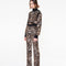 Load image into Gallery viewer, Linda knitwear pants - Animalier