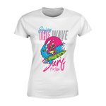 Enjoy The Wave - Ladies Crew Neck