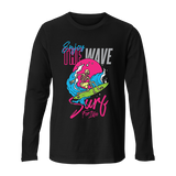 Enjoy The Wave - Long Sleeve Unisex