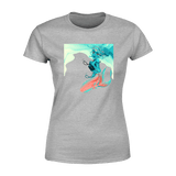 Mermaid 1- Ladies Crew Neck