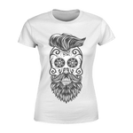 Hippie Skull - Ladies Crew Neck