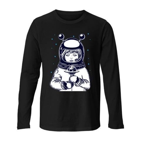 World In My Hands - Unisex Long Sleeve
