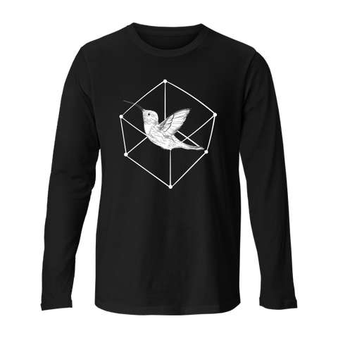 Hummingbird - Unisex Long Sleeve