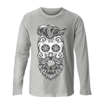Hippie Skull - Unisex Long Sleeve