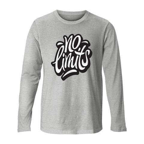 No Limits - Unisex Long Sleeve
