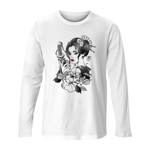 Ninja Girl - Unisex Long Sleeve