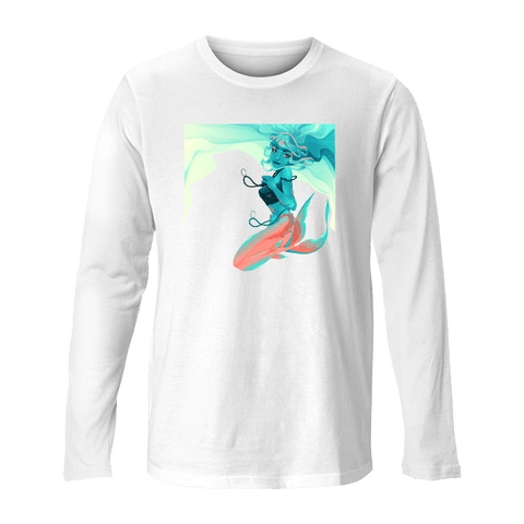 Mermaid 1 - Unisex Long Sleeve