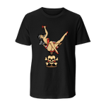 Sailor Jerry Pin-up - Gents Crew Neck