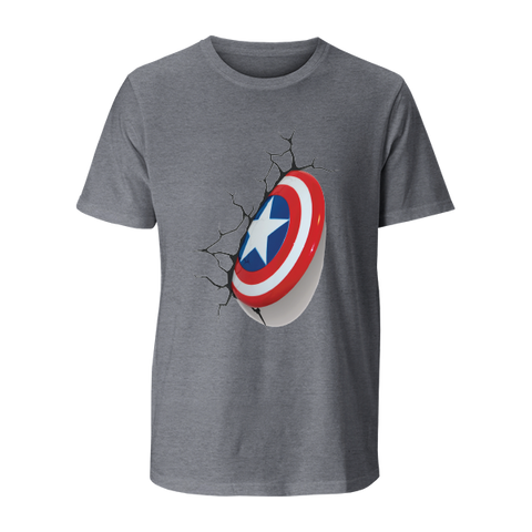 Captain America - Gents Crew Neck