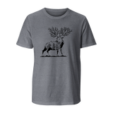 Forest Deer - Gents Crew Neck
