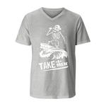 Take A Break - Gents V-Neck