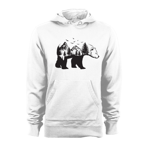 Forest Bear - Unisex Hoodie