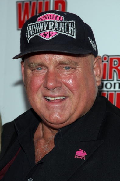 Dennis Hof of the Bunny Ranch Found Dead