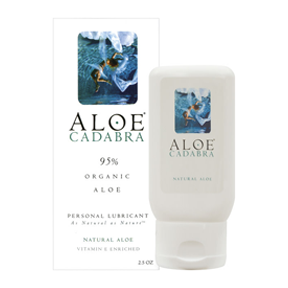 Aloe Cadabra Organic - Natural 2.5 oz