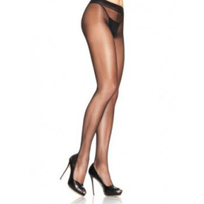 Sheer to Waist Support Pantyhose - OS