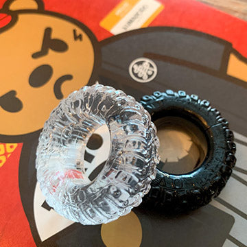 Feelmore Tire Cockring 2-pk