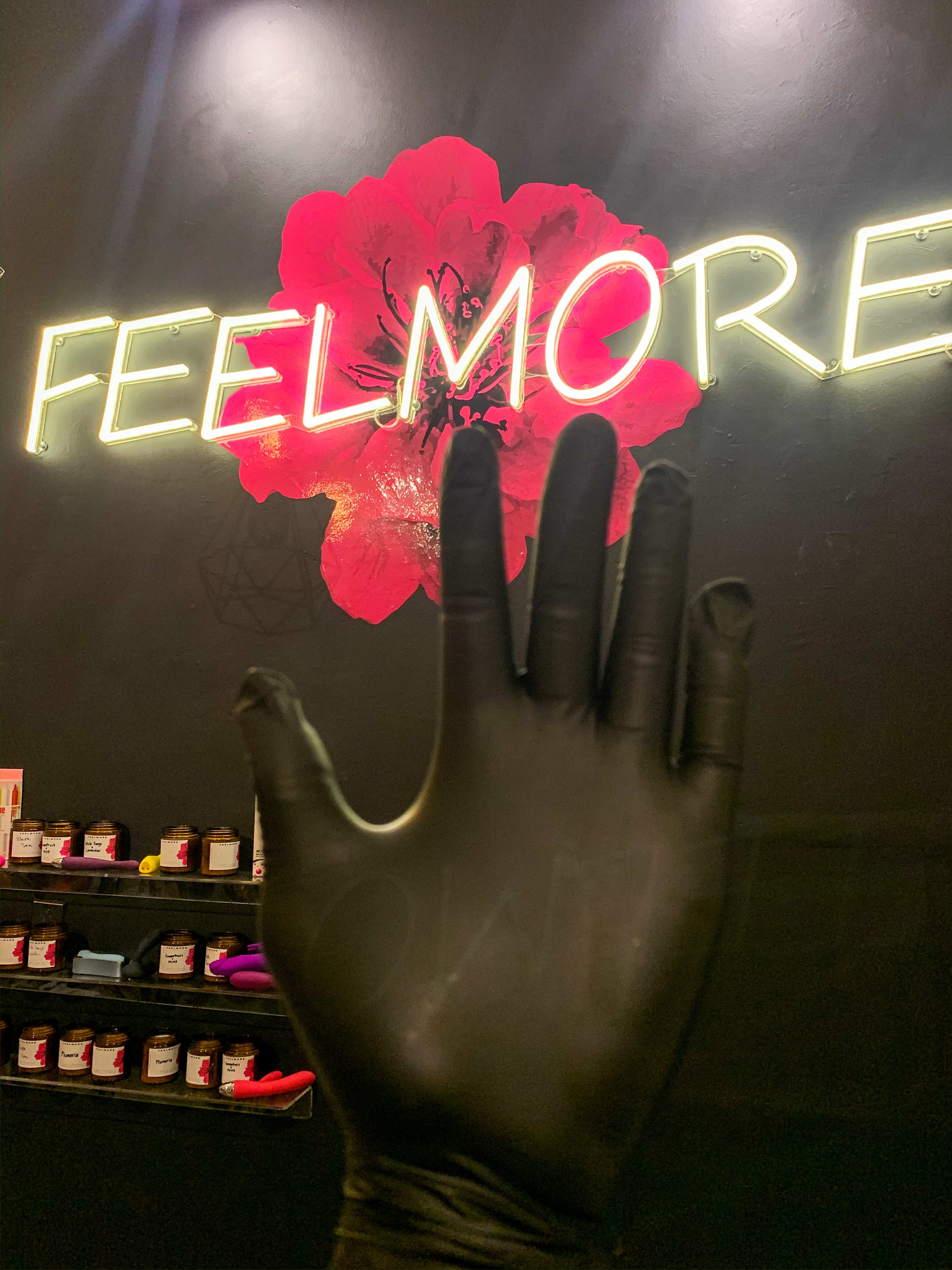 Nitrile Gloves - Feelmore Adult Gallery