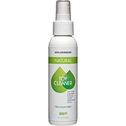 Natural Toy Cleaner -  4 oz